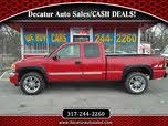 2006 GMC Sierra 1500 SLE1 Extended Cab 4WD 6.5 ft. SB