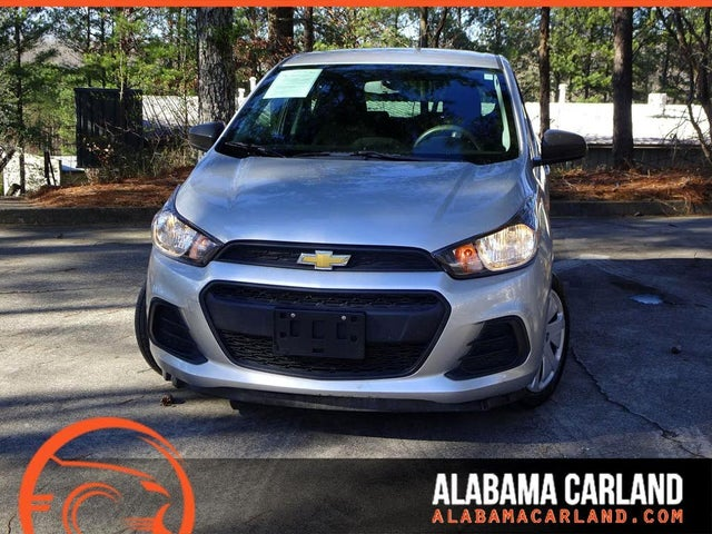 2017 Chevrolet Spark LS FWD