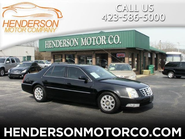 2011 Cadillac DTS FWD