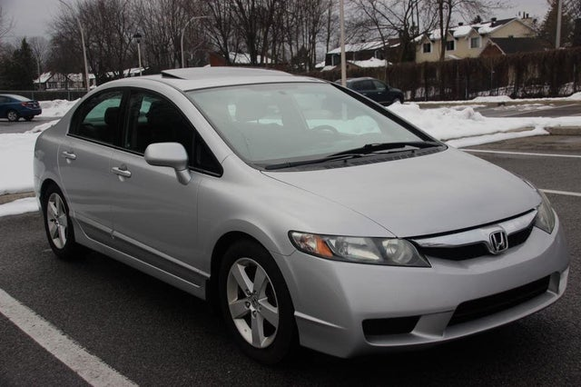 2011 Honda Civic SE