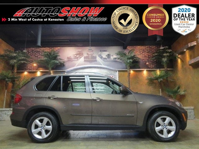 2012 BMW X5 xDrive35i AWD