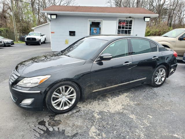 Used Hyundai Genesis For Sale In Greensboro, NC