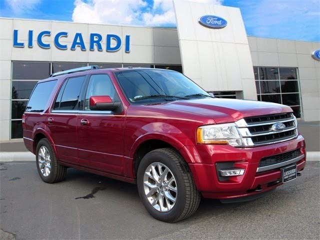2015 Ford Expedition Limited 4WD