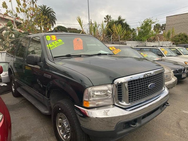 2003 Ford Excursion XLT 4WD