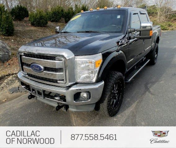 2013 Ford F-350 Super Duty King Ranch Crew Cab 4WD
