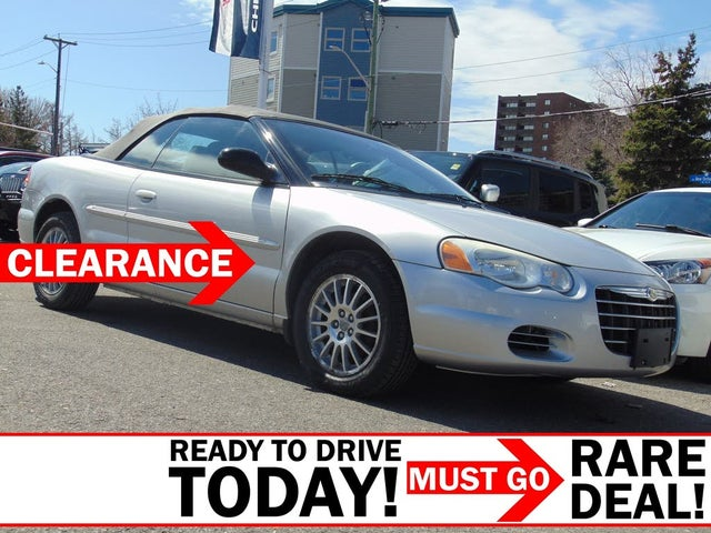 2006 Chrysler Sebring Convertible FWD