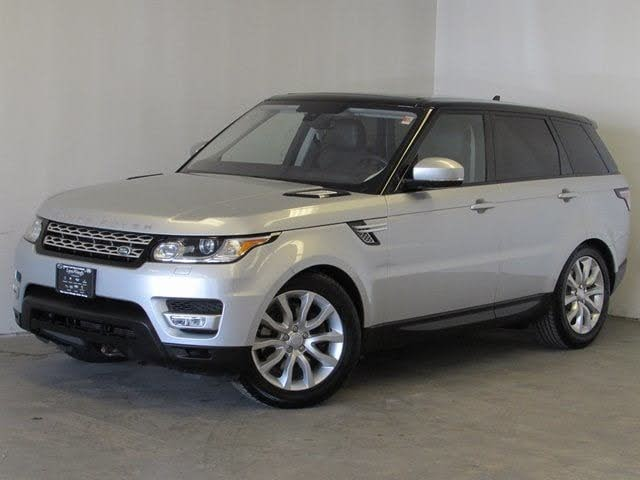 Range Rover Peabody >> Used Land Rover Range Rover Sport for Sale in Portland, ME ...