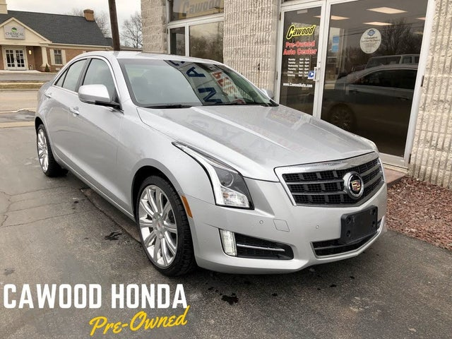 Used 2014 Cadillac ATS 3.6L Premium AWD for Sale (with ...