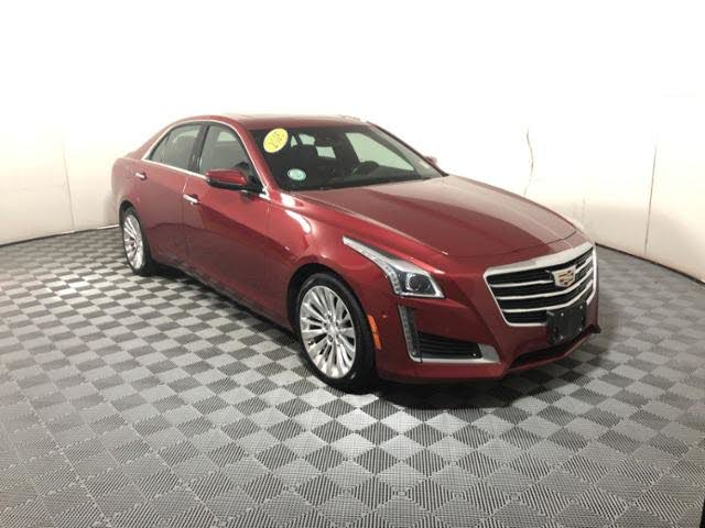 2016 Cadillac CTS 2.0T Performance AWD