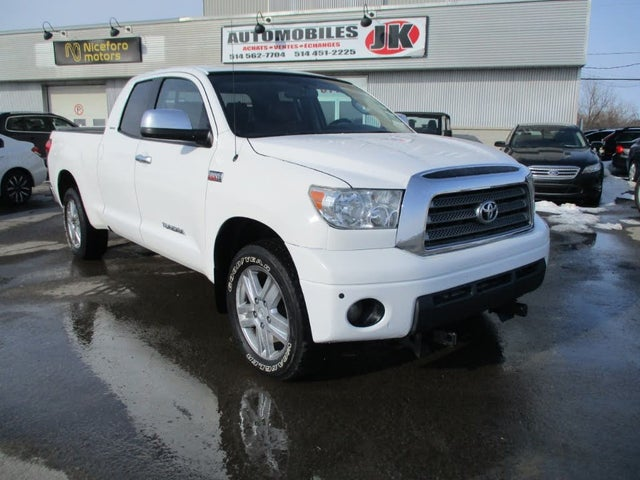 2009 Toyota Tundra Limited Double Cab 5.7L 4WD