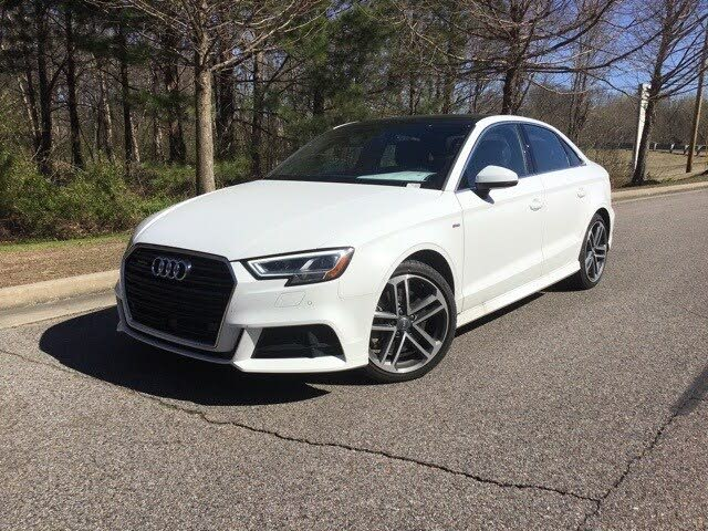 2019 Audi A3 2.0T quattro Premium Plus Sedan AWD
