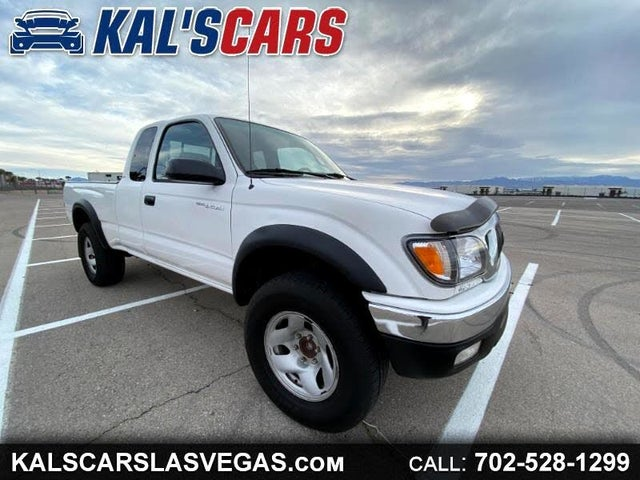 2004 Toyota Tacoma 2 Dr Prerunner Extended Cab SB