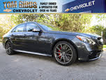 2015 Mercedes-Benz E-Class E AMG 63 S-Model 4MATIC Sedan AWD