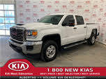 2019 GMC Sierra 2500HD Base Crew Cab 4WD