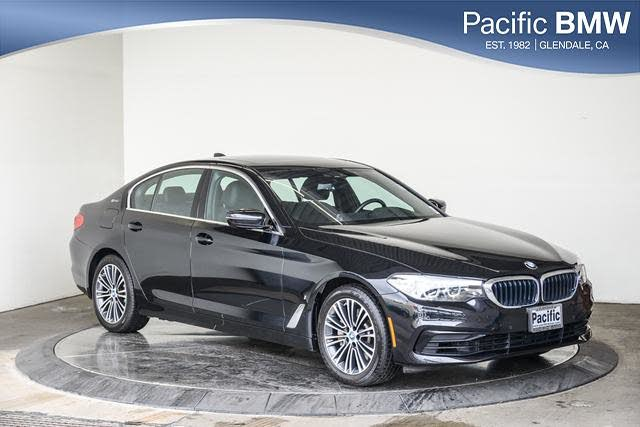 2019 BMW 5 Series 530e xDrive iPerformance Sedan AWD
