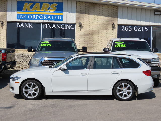 2015 BMW 3 Series 328d xDrive Wagon AWD