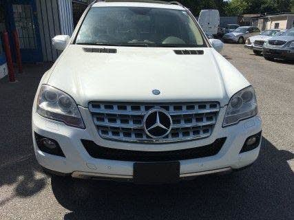 2010 Mercedes-Benz M-Class ML 350 BlueTEC 4MATIC AWD