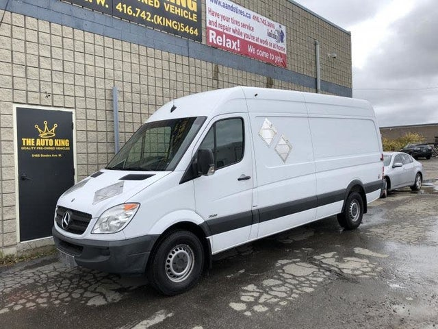 2013 Mercedes-Benz Sprinter Cargo 2500 170 WB Extended RWD