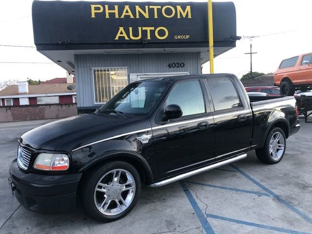 2003 Ford F-150 Harley-Davidson Supercharged Crew Cab SB