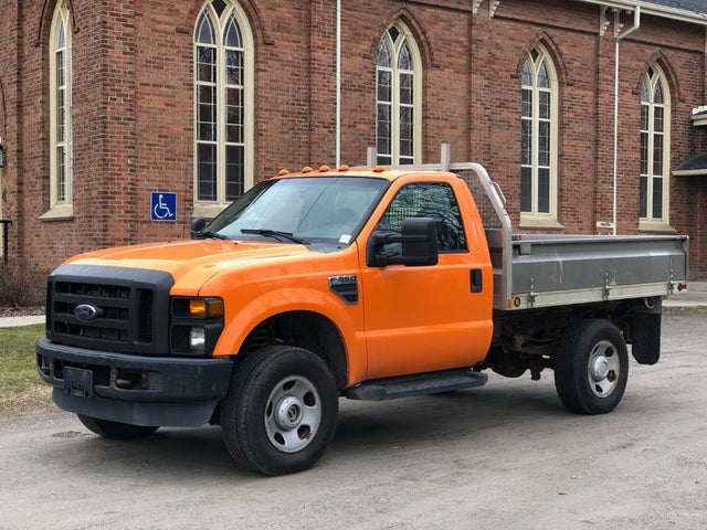 2009 Ford F-350 Super Duty Chassis XL 4WD