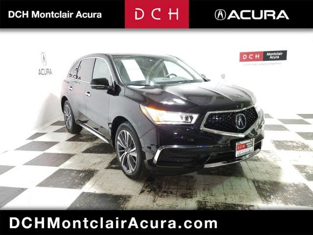 2019 Acura MDX SH-AWD with Technology and Entertainment Package