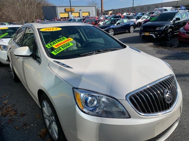 2015 Buick Verano Leather FWD