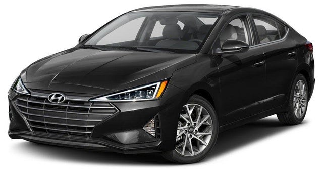 2020 Hyundai Elantra Ultimate Sedan FWD