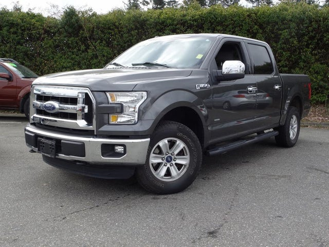 2016 Ford F-150 XL SuperCrew 4WD