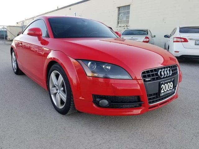 2009 Audi TT 2.0T quattro Coupe AWD