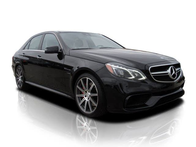 2014 Mercedes-Benz E-Class E AMG 63 S-Model