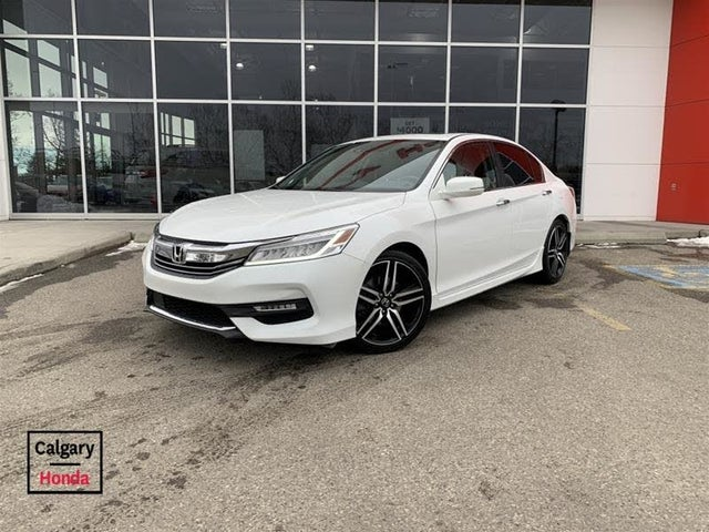 2017 Honda Accord EX FWD with Honda Sensing