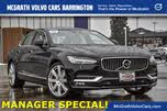 2017 Volvo S90 T6 Inscription AWD