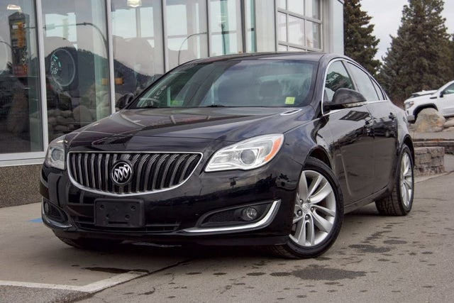 2016 Buick Regal Sedan AWD