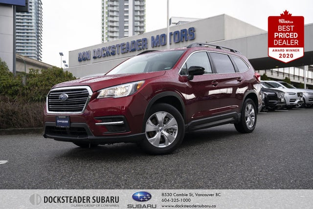 2019 Subaru Ascent Convenience AWD