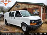 2015 Chevrolet Express Cargo 3500 Extended RWD