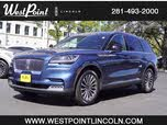 2020 Lincoln Aviator Reserve RWD