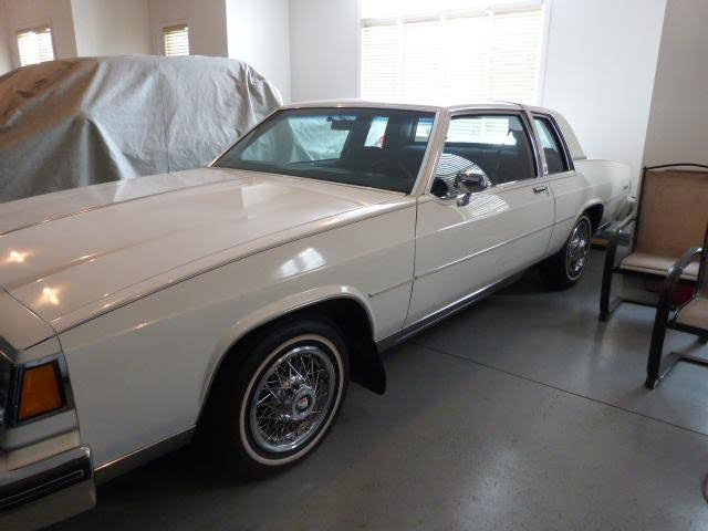 1985 Buick LeSabre Custom Coupe FWD