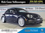 2019 Volkswagen Beetle 2.0T Final Edition SE Hatchback FWD