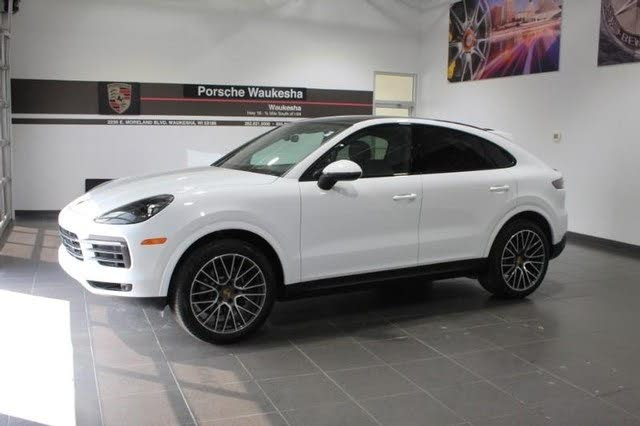 Used 2020 Porsche Cayenne Coupe Awd For Sale With Photos Cargurus