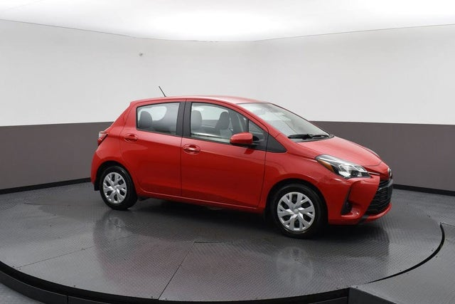 2019 Toyota Yaris LE 4-Door Hatchback FWD