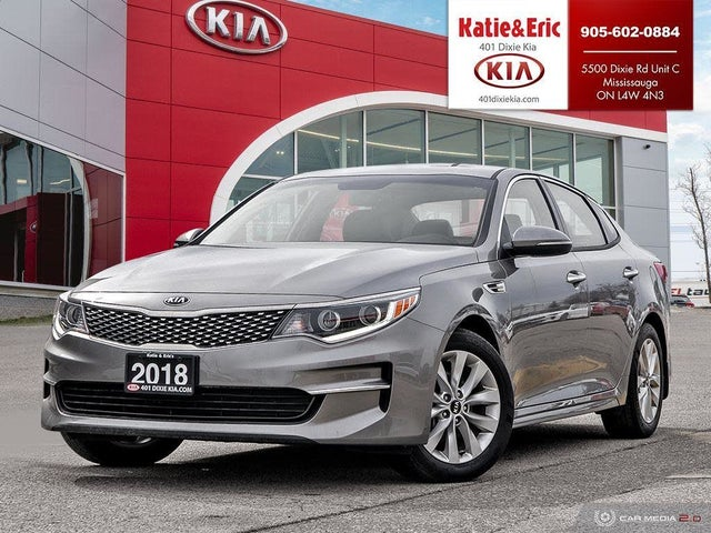 2018 Kia Optima EX