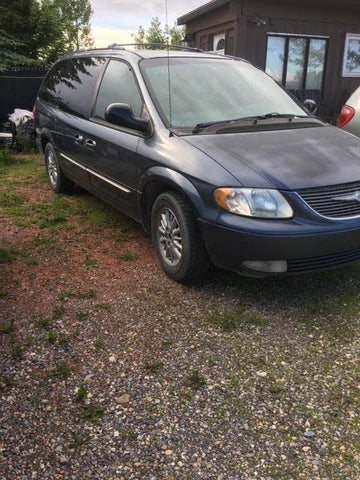 2002 Chrysler Town & Country Limited LWB FWD