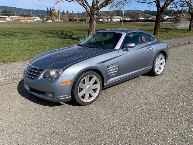 Used Chrysler Crossfire For Sale With Dealer Reviews Cargurus
