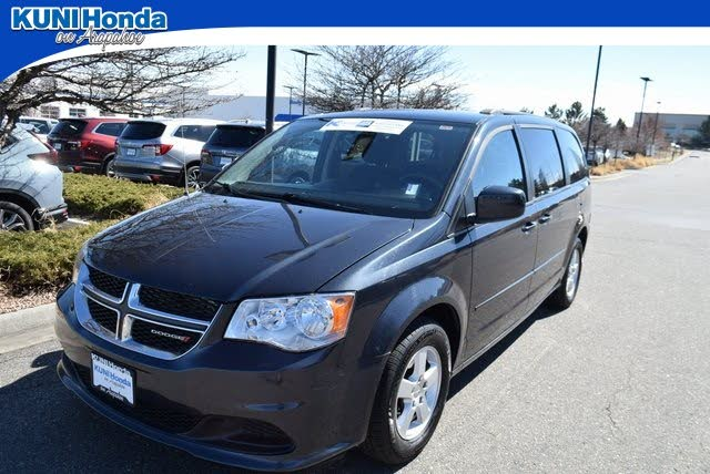 Used 2013 Dodge Grand Caravan Sxt Fwd For Sale With Photos