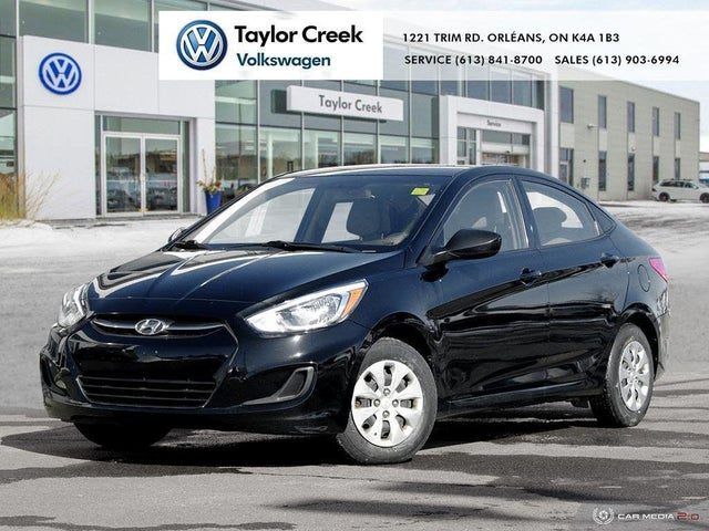 2015 Hyundai Accent L Sedan FWD