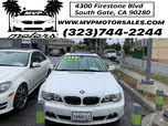 2005 BMW 3 Series 325Ci Coupe RWD
