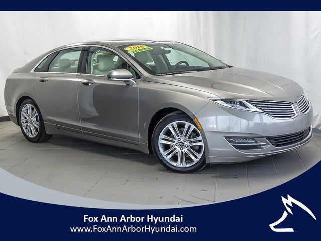 2015 Lincoln MKZ FWD