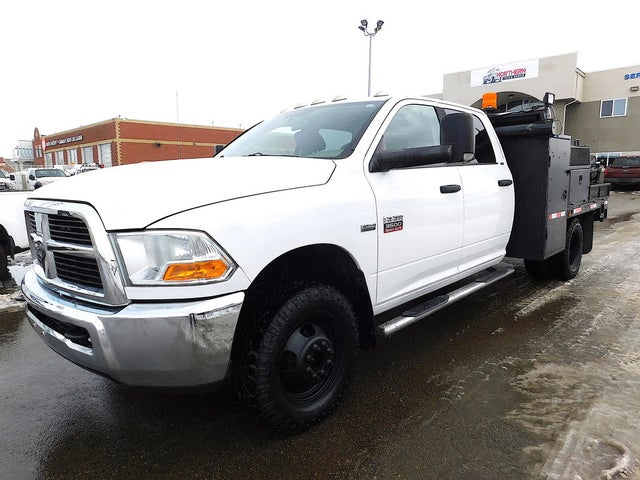 2011 RAM 3500 SLT Crew Cab 6.3 ft. Bed 4WD