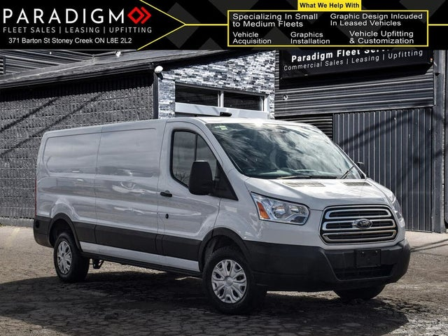 2019 Ford Transit Cargo 250 Low Roof LWB RWD with Sliding Passenger-Side Door