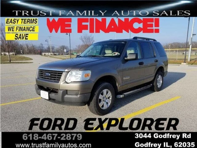 2006 Ford Explorer XLS V6